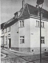 Spohr's birthplace, Brunswick